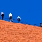 Stupitity climbing uphill